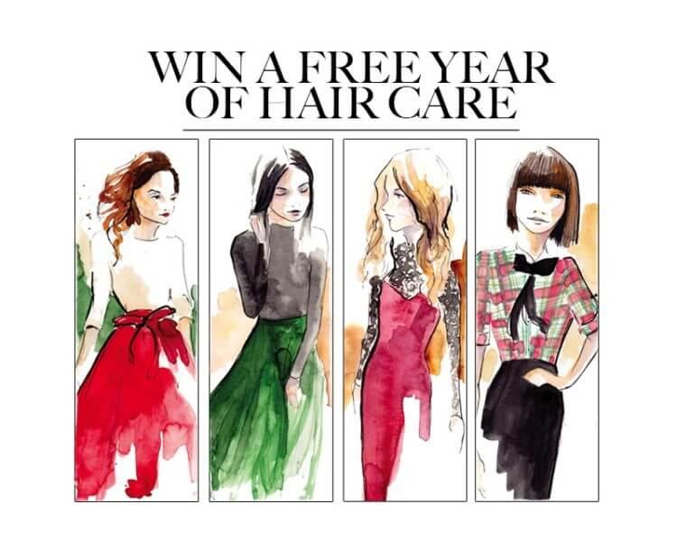 Kerastase Contest – Win Salon Products (Previous)