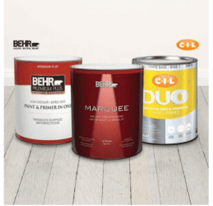 Home Depot Canada Mail in Rebate: Save $40 on Premium Paint