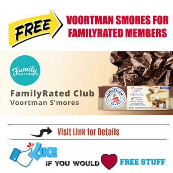Voortman Bakery FREE Smores- Go!!
