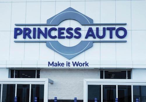 Princess Auto Store Contest