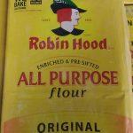 RECALL on Robin Hood brand All Purpose Flour (Expanded To Bread Flours, Atta Flour and Sooji Flour)
