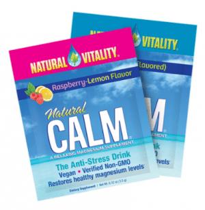Free Samples Natural Vitality