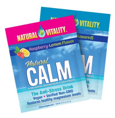 Natural Calm Canada Free Sample