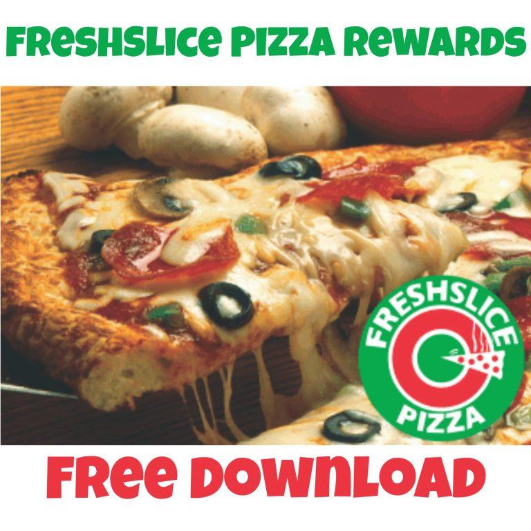 Fresh Slice Rewards App (BC )
