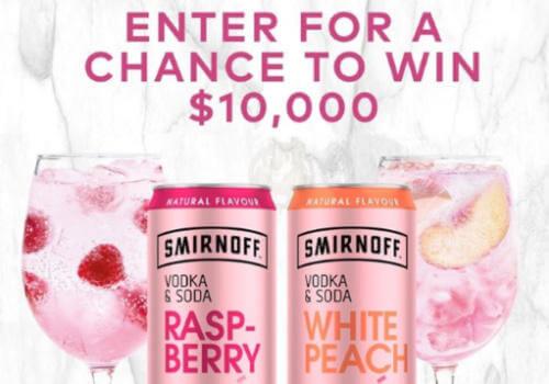 Smirnoff contest