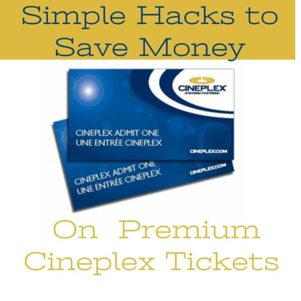 how to get free cineplex tickets