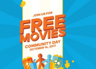 Cineplex Canada Free Movie Date