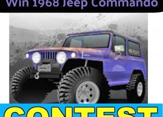 RockAuto.com Contest: Win 1968 Jeep Commando