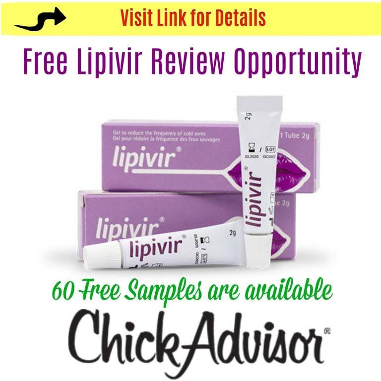 Lipivir Canada Free Sample (Previous)
