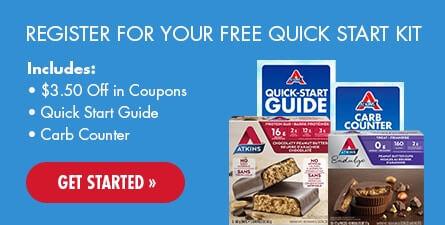 FREE Atkins Starter Kits