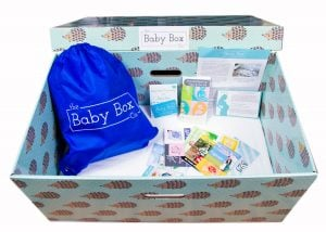 FREE Products From Baby Box