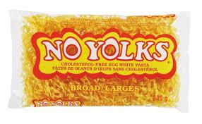 No Yolks Canada Contest: (Previous)