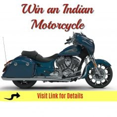 Indian Motorcycle Contest Canada – WIN an Indian Scout Bobber Motorcycle