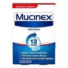 Mucinex Coupon – Printable Saving Available – Save $4 off