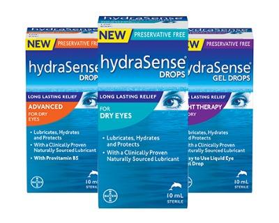 hydraSense Coupon For Canada (Printable)