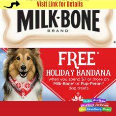 Milk Bone Mail in Rebate (Previous)
