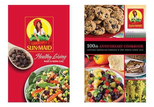 Sun-Maid Free Recipe Books (free Download)