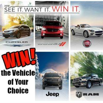 Win A Truck Contest Canada