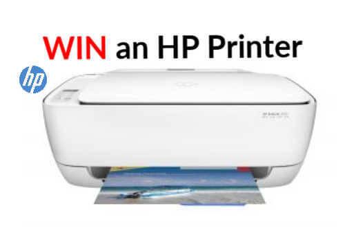 HP Canada Contest – Win HP All-in-One Printer