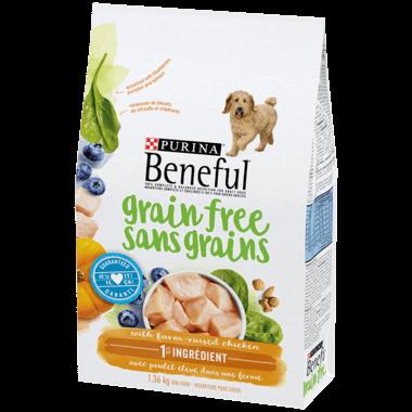 Beneful Coupons : Save on Dog Food (Print)