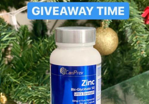 Can Prev Vitamins Giveaway bottle on facebook