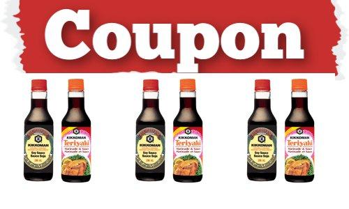 Kikkoman Coupon: Save with Printed Coupon