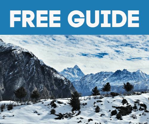 FREE Alaska Travel Guide!