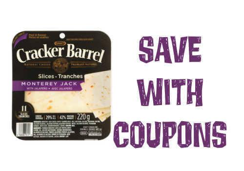 Cracker Barrel Cheese Canada Coupon