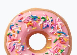 Krispy Kreme free doughnut