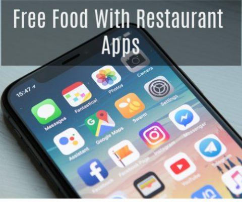 Fast Food Apps – FREE FOOD Canada