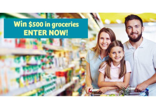 Websaver Contest – WIN a FREE $500 Grocery Gift Card