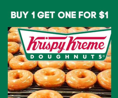 Krispy Kreme Birthday Deal for Canada