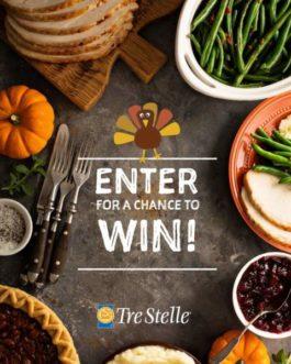TreStelle contest, Tre Stelle Contest – WINVouchers, Gift card & Cookware Set