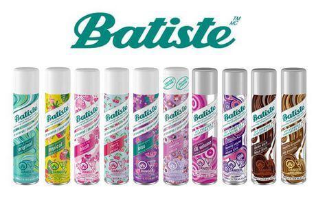 Batiste Contest, Batiste Contest – Win one of 10 Batiste Rose Gold prizes