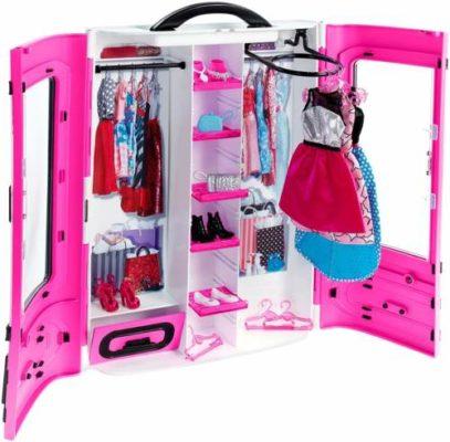 , Barbie Closet Sale $37.88