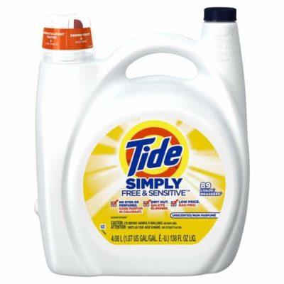 tide liquid laundry soap