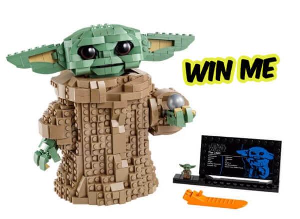 Lego Contest – WIN LEGO Star Wars The Child
