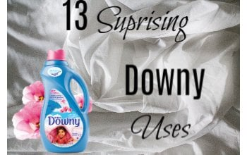 13 Uses for Downy Fabric Softener