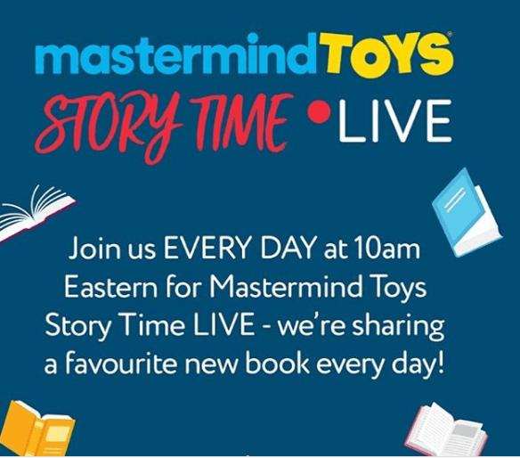 Mastermind Toys Free Story Time