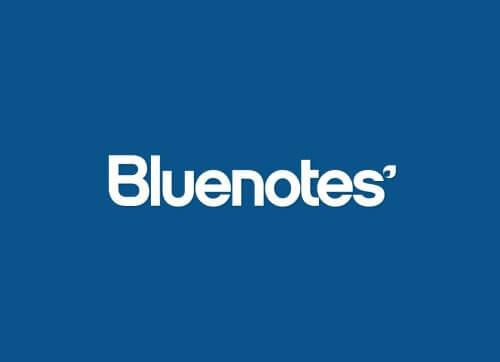Bluenotes Canada Logo