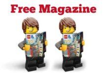 Free Lego Magazine for Canada