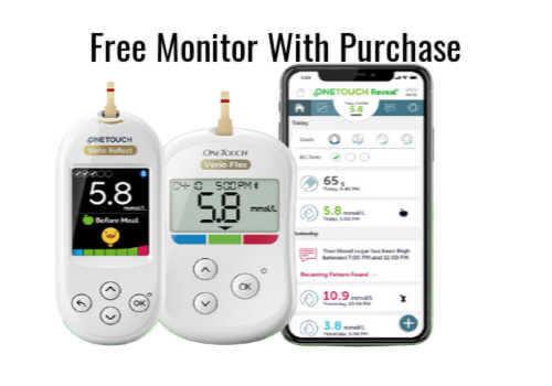 Free Glucose Monitor