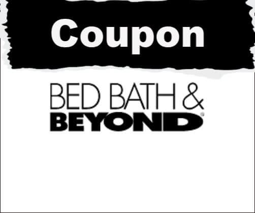 Bed Bath & Beyond Coupon