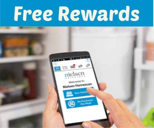 Nielsen Homescan~ FREE Gift Cards And More!