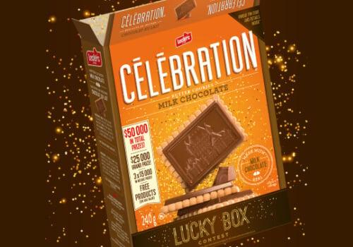 Lucky Box Ledceur cookies contest