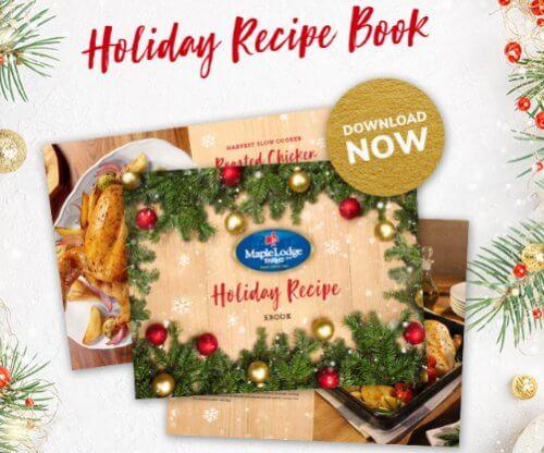 Maple Lodge Free Recipe Book