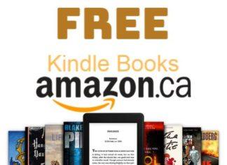 Free Amazon.ca Kindle Books