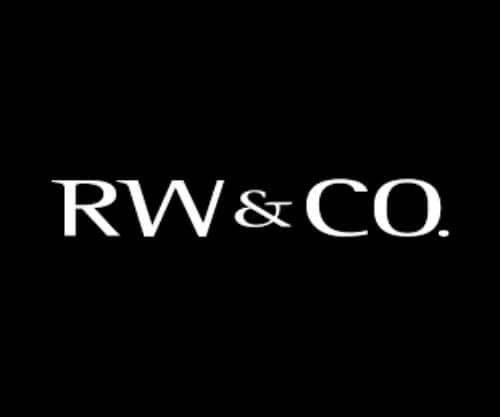 RW & Co Logo for RW & Co promo code