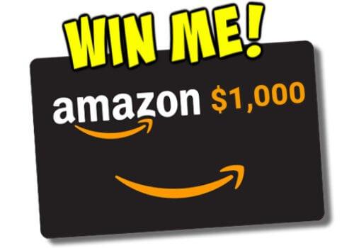 amazon contest