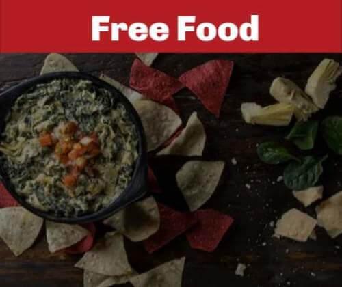 Milestone free appetizer